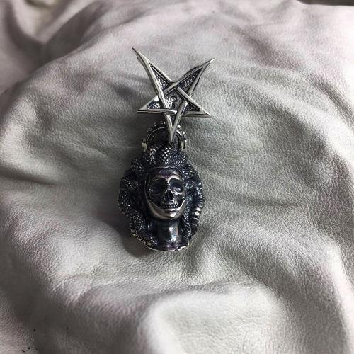 Medusa Skull